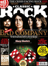 March Classic Rock Monthly Magazines in English