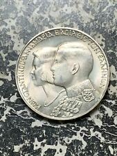 1964 Greece 30 Drachma Lot#Z4705 Silver! High Grade! Beautiful!