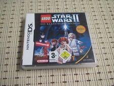 Lego Star Wars II Die Klassische Trilogie für Nintendo DS, DS Lite, DSi XL, 3DS