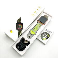SmartWatch Fitness Tracker, Blood Pressure, Heart Rate, Blood Oxygen Monitoring