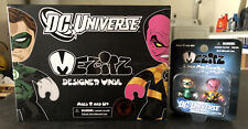 2011 DC MEZCO Mez-Itz Green Lantern Sinestro SDCC Convention Exclusive w/ Mini