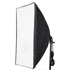 "Neewer 16""x16"" Wired Studio Softbox Flash Light Lighting Diffuser w/ E27 Socket"