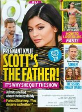 2015 OK! Magazine: Kendall Jenner Pregnant With Scott Disick's Baby