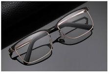 Anti-blue light Multifocal Progressive Reading glasses & Distance lenses