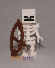 Lego Skeleton from Sets 21114 The Farm + 21118 The Mine Minecraft NEW min011