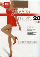 COLLANT 20 DEN FILODORO MUSIC 20