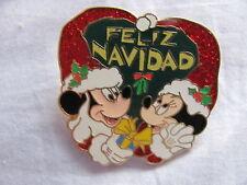 Disney Trading Pins  106222: Feliz Navidad