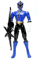 "Power Rangers Samurai Ranger Team BLUE RANGER 4"" Action Figure Bandai 2010"