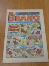 BEANO #2291 14TH JUNE 1986 BRITISH WEEKLY
