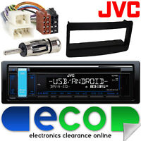 Toyota Celica 99-05 JVC CD MP3 USB Aux Ipod Car Radio Stereo Fitting Kit TY01