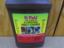 32 Oz Hi Yield Lawn Garden Pet & Livestock Insect Control Dogs Livestock Poultry