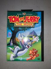 Shelf3 DVD~ Tom and Jerry the movie