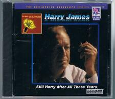 HARRY JAMES & HIS BIG BAND STILL HARRY AFTER ALL THESE YEAR CD F.C. SIGILLATO!!!