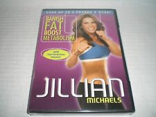 Banish Fat Boost Metabolism Workout DVD Jillian Michaels
