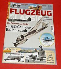 FLUGZEUG CLASSIC Aug. 08/2019 Ju88 als StuKa Genialer Rollentausch ungelesen