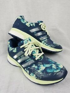Adidas Womens Response Boost Graphic II Running shoes AQ5054 size 8.5