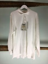 5.11 Tactical Professional L/S Polo - Mens L - White - Used