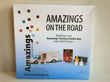 Lego Certified Professional Amazings On the Road Exhibition Truck very rare