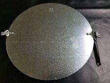 8-Inch Diameter Galvanized Duct Volume Damper w/ Manual Adjusting Arm