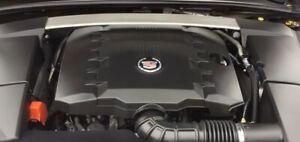 2012 Cadillac CTS SRX 3,0 Benzin Motor Engine LF1 270 276 PS
