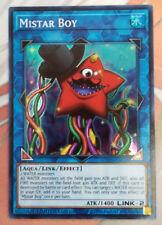 YuGiOh COTD-ENSE3 Mistar Boy Rare Limited Edition Card