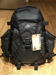 NIKE ACG BACKPACK BAG BLACK NIKELAB RARE NEW WITH TAGS 100% AUTHENTIC