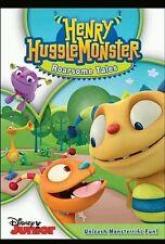 Dvd Walt Disney Junior Henry HuggleMonster
