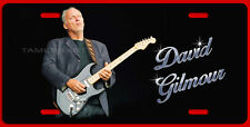 DAVID GILMOUR  ART LICENSE PLATE