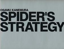 Spider's Strategy - Osamu Kanemura Photo Book