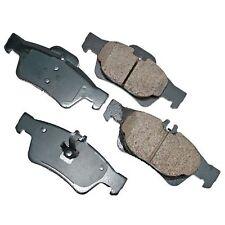 REAR BRAKE PADSMERCEDES BENZ SEMI METALLIC CL CLS E S SL CLASS Premium Brakes