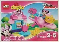LEGO Duplo Minnie Mouse Minnie's Cafe Disney Junior 10830 NEW NO CANADIAN DUTIES