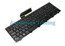 New 74TVD Dell Inspiron 17 7779 7778 French English Keyboard 101 M16NXC Backlit