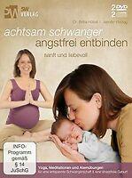Achtsam schwanger, angstfrei entbinden (Mentale und körpe... | DVD | Zustand gut