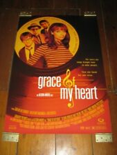 GRACE OF MY HEART Poster 27 X 40