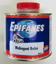 500ml Epifanes Mahagonibeize E7-14A für Klarlack und Bootslack - 1K und 2K PU