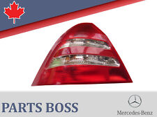 MERCEDES-BENZ 2001-2004 OEM C CLASS REAR LEFT TAIL LIGHT ASSEMBLY 2038200964