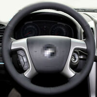 Steering Wheel Cover for Chevrolet Traverse 09-17 Tahoe 07-14 Suburban Avalanche
