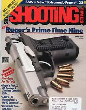 SHOOTING TIMES Magazine May 1990 Ruger's Prime Time Nine