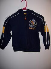 Little Boys Jacket - Size 4 - Andi - Dark Blue Basketball Jacket