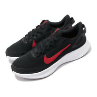 Nike Runallday 2 Black University Red White Men Running Shoes Sneaker CD0223-002