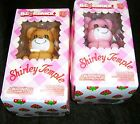 RaRe~ Japan Medicom Shirley Temple 100% Be@rbrick Bearbrick SET of 2pcs figure