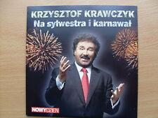 CD KRZYSZTOF KRAWCZYK - Na Sylwestra i Karnawał