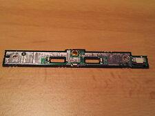 Tasto ON/OFF touchpad HP Compaq NX7000 NX7010 scheda board card switch