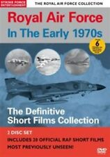 ROYAL AIR FORCE IN THE EARLY 1970S: THE DEFINITIVE SHORT FILMS COLLECTION NEW RE