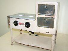 Vecchio elettrico Stufa casa bambole Omega no. 152 220 V 500W Camera bambini