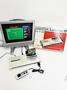 Sega Mark III Console Boxed 398 Japan - Import