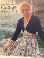 Vintage Designs to Knit