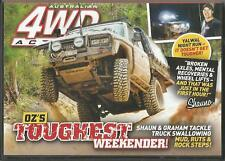 AUSTRALIAN 4WD ACTION - ISSUE 264 OZ'S TOUGHEST WEEKENDER!
