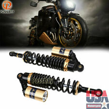"""14"""" 360mm Air Shock Absorber Suspension For Janpan Cafe Racer Scooter Quad ATV"""