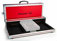 Flightcase Pioneer Für Cdj 350 Und Djm 250 - Original Logo Pioneer Farbe ROSSO